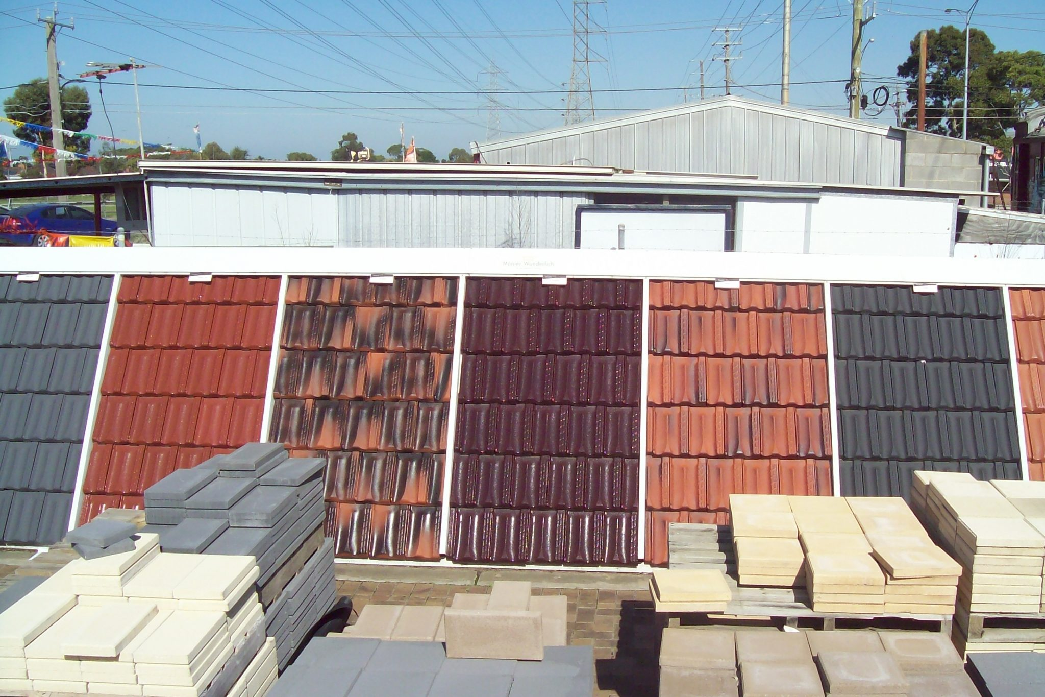 Sunshine Roofing Tiles, Bricks & Pavers Melbourne